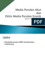Otitis Media Purulen Akut