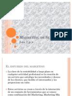 45078295 Marketing de Servicios Las 7p s
