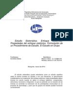 Metodos y Tec de Estudio Enfoque Sistemico Seccion O