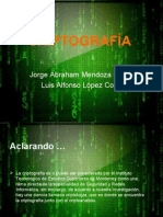 Criptografia