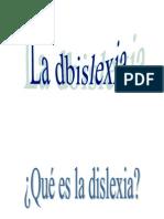 GRUPO #1 Dislexia