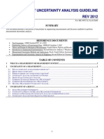 f5763552 Microsoft Word - Uncertainty Analysis Guideline 2012d