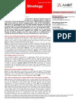 Economy Strategy - Ambit