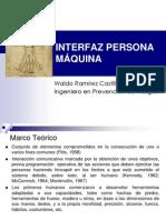 Interfaz Persona Maquina