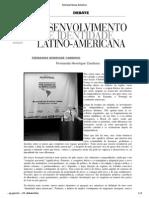 Fernando Henrique Cardoso - Desenvolvimento e Identidade