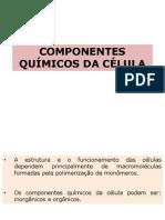 Componente Químico Da Celula 2013