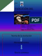 La Evolucion Del Darwinismo