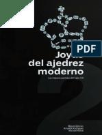 Joyas del ajedrez moderno 2 - M. Illescas, A. Rodríguez & M. Rahal.pdf