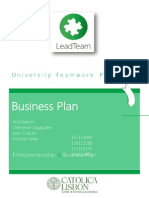 leadteam businessplan