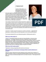 "Defining ""Autism,"" with Dr. Stephanie Seneff"