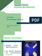 Microbiología Aplicada I Unidad Mecanismos de Infección2