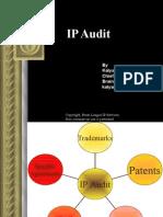 Presentation on IP Audit