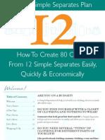 12 Simple Separates