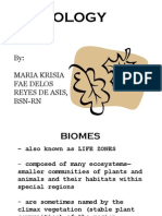 ECOLOGY2 - BIOMES
