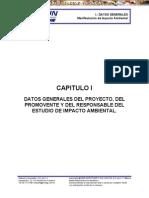 Material Datos Estudio Impacto Ambiental