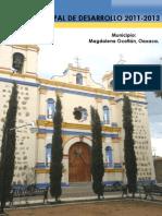Magdalena Ocotlan Plan