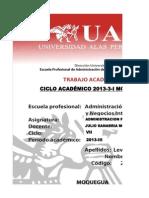 Administracion Financiera I Ciclo 7