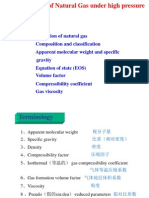 1.2 Properties of Natural Gases in High Pressure