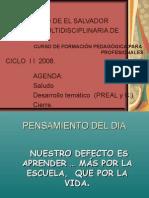 Proyecto Principal de Educacion Para America Latina y