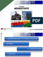 Werkstoffe 4 - Legierungsbildung und Zustandsschaubilder
