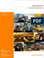Auto Sector Report_Cruising Through Barriers