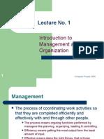 Management L1
