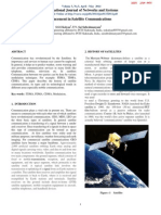 Advancement in Satellite Communications
