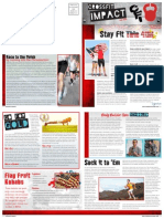 CrossFit Impact Newsletter July 2014