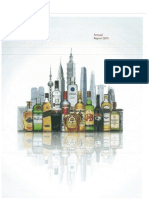 Diageo Financial Statement Extracts (1)