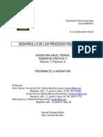 1260353435792 501 Desarrollo de Los Procesos Psicologicos Es
