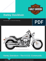 harley davidson strategy in india