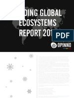 Innovative Ecosystems