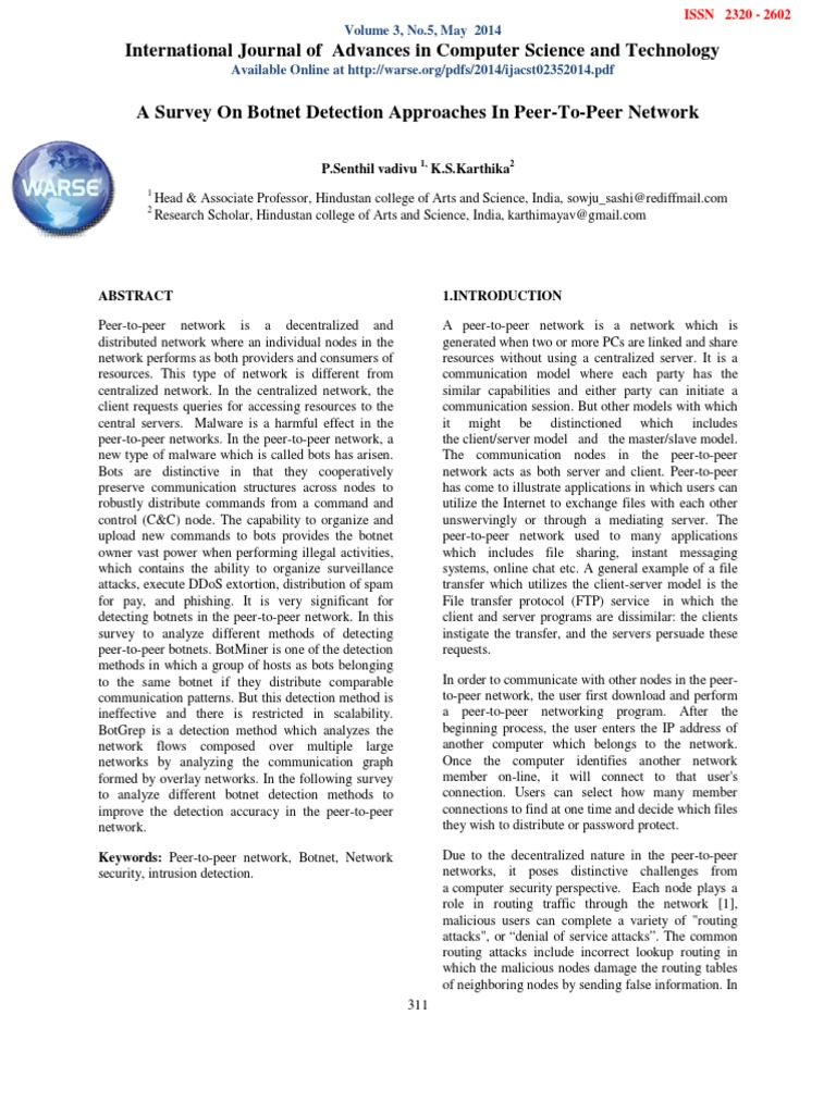researchpaper comparative analysis of different supervised Different learning algorithms, along with methods for pre and post processing and for evaluating the result of  comparative analysis of the weka classifiers rules conjunctive rule & decisiontable on indian news  in the terminology of machine learning, classification is considered an instance of supervised learning.