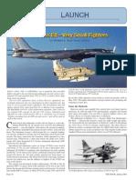 Skyhawk jet