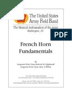 French Horn Fundamentals