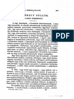 Balássy Ferenc - A Székely Dullók (Dúlók) 1857.