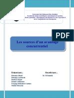 Sources D_avantage Concurrentiel