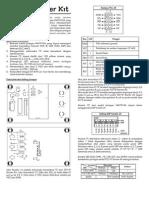 Manual TCPIP Starter Kit