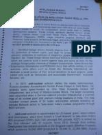 IB Report on NGO