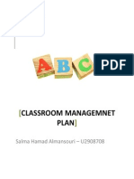classroom20management20plan20guidelines20and20rubric2028spring20201429