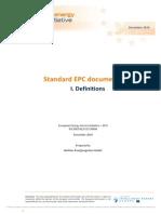Standard1 Definitions