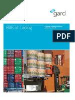 Bills of Lading March 2011