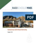 Hydro Processing
