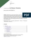 Transferases in Polymer Chemistry