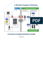 ESRS Gateway Customer Implementation Guide