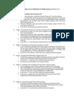 Proses Pendirian Dan Perizinan Perusahaan