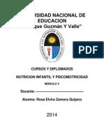Universidad Nacional de Educacion Estimulacion