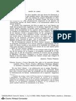 Reseña Seis Calas en La Expresión Literaria Española