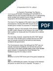 Tax 1 Case Digests