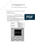 Introduction to Labview 8.0